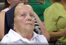 Irmã Benigna Está Em Cianorte, E Foi Recebida Com Uma Missa De Ações De Graças